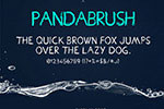Pandabrush