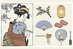 日式和风元素