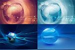 数码地球主题高清图片