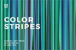 彩色时尚线条底纹