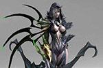 魔兽暗夜精灵模型