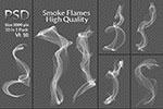 高品质烟雾素材