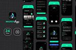 共享单车app模板