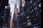 城市街道3D模型