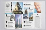 建筑杂志画册模板