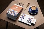 咖啡品牌包装设计推广样机