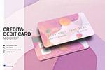 高品质银行卡样机