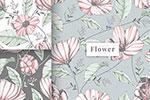 花草植物元素图案