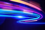 炫彩光线射线光效特效