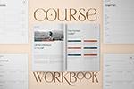 极简课程工作簿