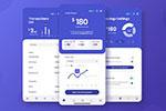 个人金融app模板