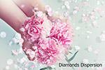 钻石色散花瓣PS动作