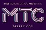 ��t金��3D字母