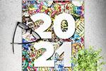 2021年挂历日历