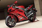 杜卡迪R6摩托车模型