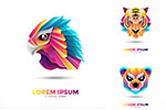 动物创意标志