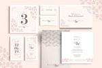 婚礼主题卡片