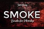 烟雾PS笔刷