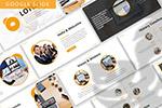 数字营销商业PPT模板