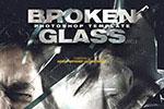 破碎的玻璃效果PSD