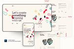 设计公司网页响应式模板