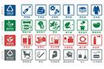 垃圾分类指引标识