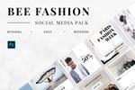 服装社交媒体广告