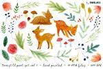 森林动物素材
