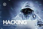 黑客动画PS动作