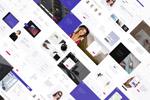 网站UI模板