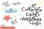 英文卡片标签