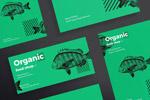 有机食品海报设计
