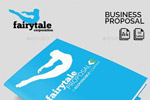 简洁企业宣传画册