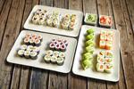 日本料理寿司样机