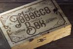 老式烟草盒样机