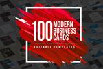 现代商业卡片