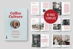 咖啡文化杂志画册