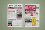 报纸广告模板