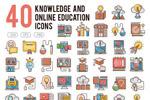 40教育图标