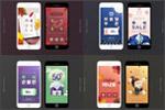 9款手机端海报