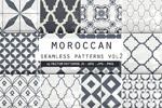 摩洛哥风格背景