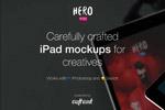 高品质iPad样机