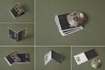 光碟CD包装样机