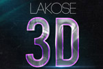 金属质感3D文字
