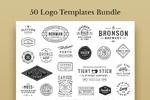 50个logo模板