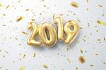 2019新年数字