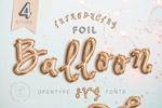 FoilBalloo