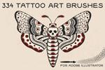 纹身艺术AI画笔