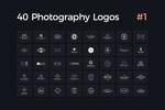 摄影Logo模板
