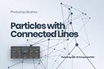 连接线粒子PS笔刷